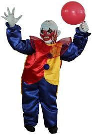 Spirit Halloween Animatronics Clown by 14 Best Halloween Clown Terrifiant Images On Pinterest Halloween