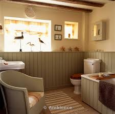 Photos Of Primitive Bathrooms by Green Shaker Style Bathroom Colonial And Primitive