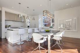 unthinkable light fixtures above kitchen table shining best 25