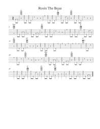 Working On The 3 4 Time Tune Rosin Beau From Patrick Costellos How And Tao Of Old Banjo Heres Tab Daily Frail For
