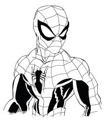 Baby Coloring Pages Photo Spider Man Color Images Games For Adults Spiderman Kindergarten Lego Online