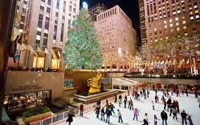 Rockefeller Christmas Tree Lighting 2016 by The Best Christmas Trees In The United States Travel Leisure