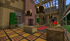 Minecraft Living Room Ideas Xbox by Minecraft Living Room Back In Time 17 Youtube