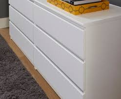 Malm 6 Drawer Chest Package Dimensions by Laguna 5 Drawer Dresser Instructions Bestdressers 2017