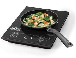 induction cuisine induction cooktop frying pan aroma housewares