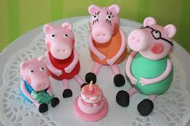 peppa pig torte lealu