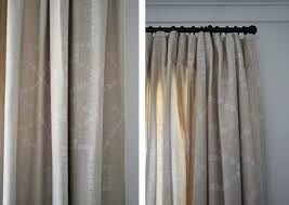 Ikea Lenda Curtains White by The Painted Hive Ikea Curtain Hack