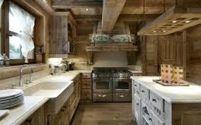 cuisine chalet moderne cuisines idées cuisine focus sur la cuisine chalet moderne