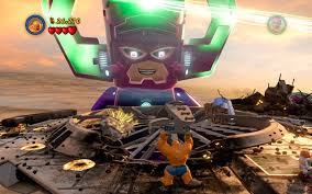 galactus boss fights lego marvel super heroes game guide