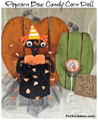 Halloween Candy Tampering 2015 by Box Candy Corn Doll