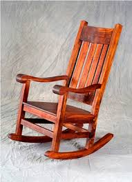 Stickley Rocking Chair Plans by Amish Mission Rocking Chair With Optional Footstool Amish