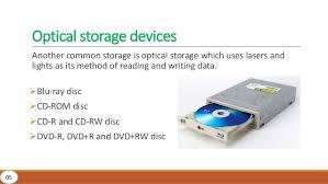 Computer Data Storage Classification