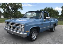 100 1986 Chevy Trucks For Sale Chevrolet Pickup For ClassicCarscom CC878205