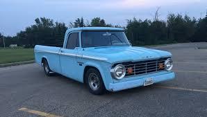 100 71 Dodge Truck 1965 Pickup Truck Sweptline Trucks S