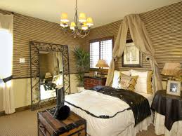 100 Bamboo Walls Ideas Tropical Neutral Bedroom With Clad HGTV
