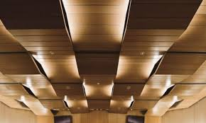 Armstrong Woodhaven Ceiling Planks by Armstrong Ceiling Planks Ceiling Project Types Armstrong