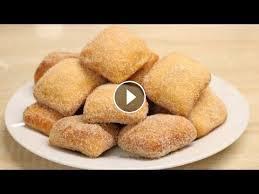 la cuisine rapide petits beignets carré facile cuisinerapide