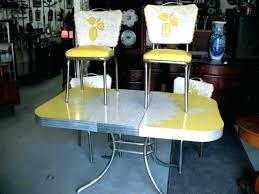 Vintage Kitchen Table Chairs Retro Tables And