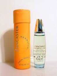 vintage sunwater by lancaster 0 17 oz eau de toilette mini