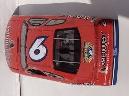 100 Ameriquest Used Trucks NASCAR 124 Mark Martin 6 2006 Ford Fusion From Team