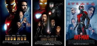 TWO TIMES ON THE POSTER FOR SOME REASON Hell Marvel Studios PERFECTED This Rule
