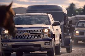 100 Chevy Truck Commercial 2014 Chevrolet Silverado Targets Women In Her Horse Trend News