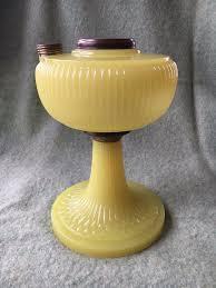 Antique Aladdin Electric Lamps by Antique Aladdin Kerosene Vintage Oil Lamp Model B 88 Yellow