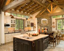 Inspiration For A Timeless Eat In Kitchen Remodel Other With Farmhouse Sink