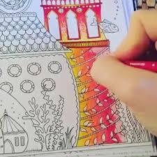 Paixao Por Colorir Colorindomeujardimencantado Instagram Profile
