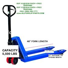 Hand Pallet Fork Truck 5500 LB 27x48 Pallet Jack Will Call PA ... Crown Equipments Pth 50 Series Hand Pallet Truck Now Available With Xilin Pallet Truckeconomic Design Db For Material Handling Scale 2500kg Jack Niuli Chep Pallets Bigdug Mini Product Video Youtube China Manual Hydraulic Stacker Forklifts Sypiii Truckhand Truckzhejiang Lanxi Shanye Power Amazoncom Big Joe Semielectric Home Improvement Truck Mulfunction Cypa Tohorongkee Electronic Eoslift Stainless Steel Challenger Bfe Compact Justic Cporation
