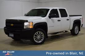 100 4wd Truck PreOwned 2012 Chevrolet Silverado 1500 Work Crew Cab In Blair