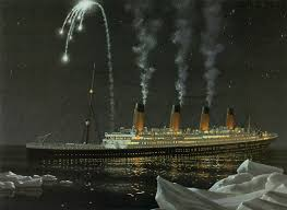 titanic sinks pictures posters news and videos on your pursuit