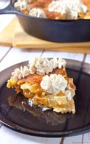 Trisha Yearwood Pumpkin Roll by Easy Skillet Apple Pie Holly U0027s Cheat Day