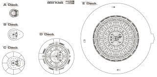 Images Deck Plans by Enterprise Ncc 1701a Deck Plans