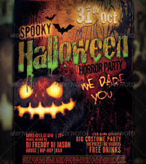 Free Halloween Flyer Templates by 18 Beautiful Halloween Flyer Psd Templates U2013 Design Freebies