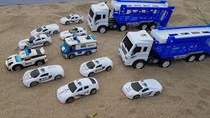 Police Cars | Trucks For Children | Kids Videos | Song For Kids ...