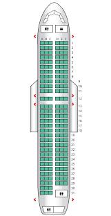 siege a320 a320 easyjet seat maps reviews seatplans com