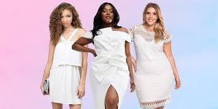 15 Cutest White Graduation Dresses Under 100