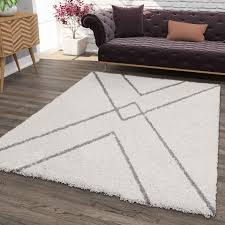 prime shaggy rug high pile rug carpet livingroom scandinavian style bedroom rug trendy rugs and carpets grey pe1000 ceres webshop
