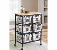 Sterilite 4 Drawer Cabinet Target by Raskog Cart Hack Metal Trolley Carrt Bath Room Wire Rack With