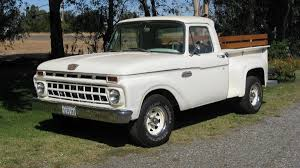 100 1965 Ford Truck Parts F100 Ross S LMC Life