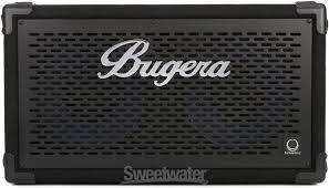 Fender 2x10 Guitar Cabinet by Bugera Bt210ts 1600w 2x10