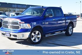 Pre-Owned 2015 Ram 1500 Big Horn Crew Cab In Crete #6D1696A | Sid ... Ram Pickup Wikipedia 2019 Trucks 1500 With Rough Country 2inch Leveling Kit By A Midsize Truck Is Coming Its Bodyonframe And Were Stoked Sport Top Speed New 2018 Ram For Sale Near Detroit Mi Dearborn Lease Or Sale In San Antonio Offers Rugged Truck Has A Secret Inside Small Electric Motor 2017 Review Comfortable Capable Consumer Reports Canada 200plus New Mopar Parts And Accsories For Allnew 2500 Which Is Right You Ramzone