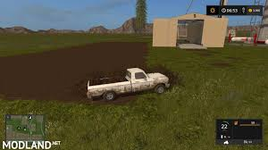 100 Truck Mudding Games Chevy Farms Mud Map V 10 Mod Farming Simulator 17