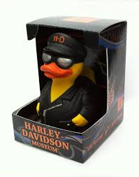 Harley Davidson Bathroom Themes by Celebriducks Hatched In The U S A Harley Davidson Rubber Duck