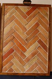 reclaimed finished terracotta tiles parquet reclaimed