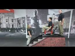 Ferno Stair Chair Model 42 by Ferno Webcast Powertraxx Stair Chair With Jim Kalb Youtube