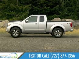 2017 Used Nissan Frontier SV At New Wave Auto Sales Serving ...