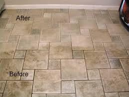 elegant how to clean tile floors with vinegar home design image