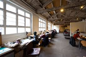 Modern Industrial Office Design Workspaces Luxury Home Fice Small Space Ideas Creative Furniture